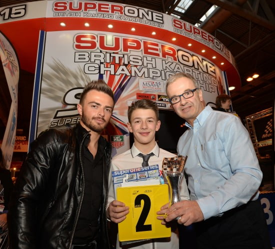 Autosport International with Will Stevens